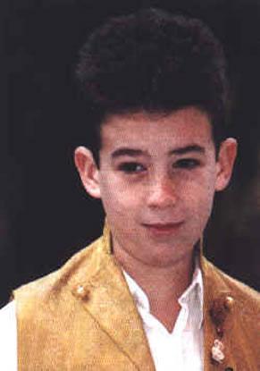 JUAN ANDRES RINCON GAVARELL - Presidente Infantil 2002