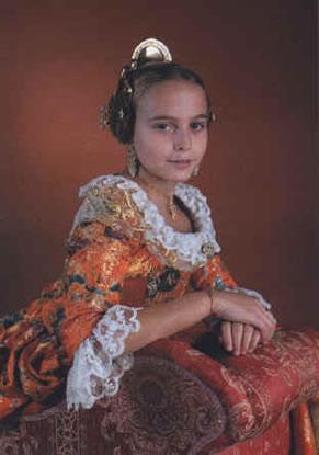 MARIA MATILDE CASAÑ SANCHEZ - Fallera Mayor Infantil 2003