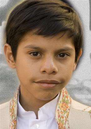 NOMBRE APELLIDO APELLIDO- Presidente Infantil xxxx