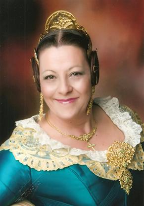 ROSA MARIA VEGA GONZALEZ - Fallera Mayor 2011
