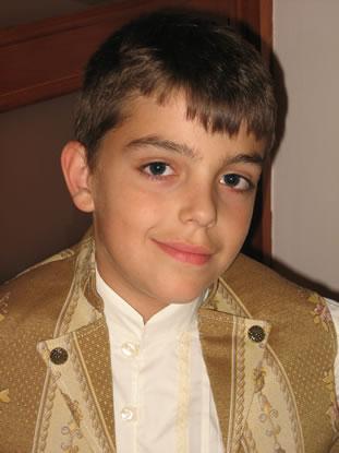 GABRIEL LLOP VILLAR - Presidente Infantil 2011