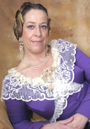 PILAR ESTEVE GORRIZ - Fallera Mayor 2012