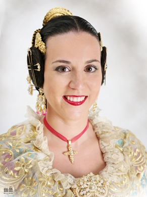 NOELIA BERMEJO VALLES - Fallera Mayor 2015