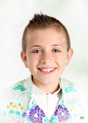 HUGO HIGUERAS VINAT - Presidente Infantil 2015