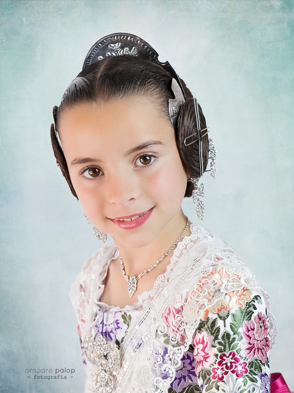 ELENA ARTAL PALOP- Fallera Mayor Infantil 2017