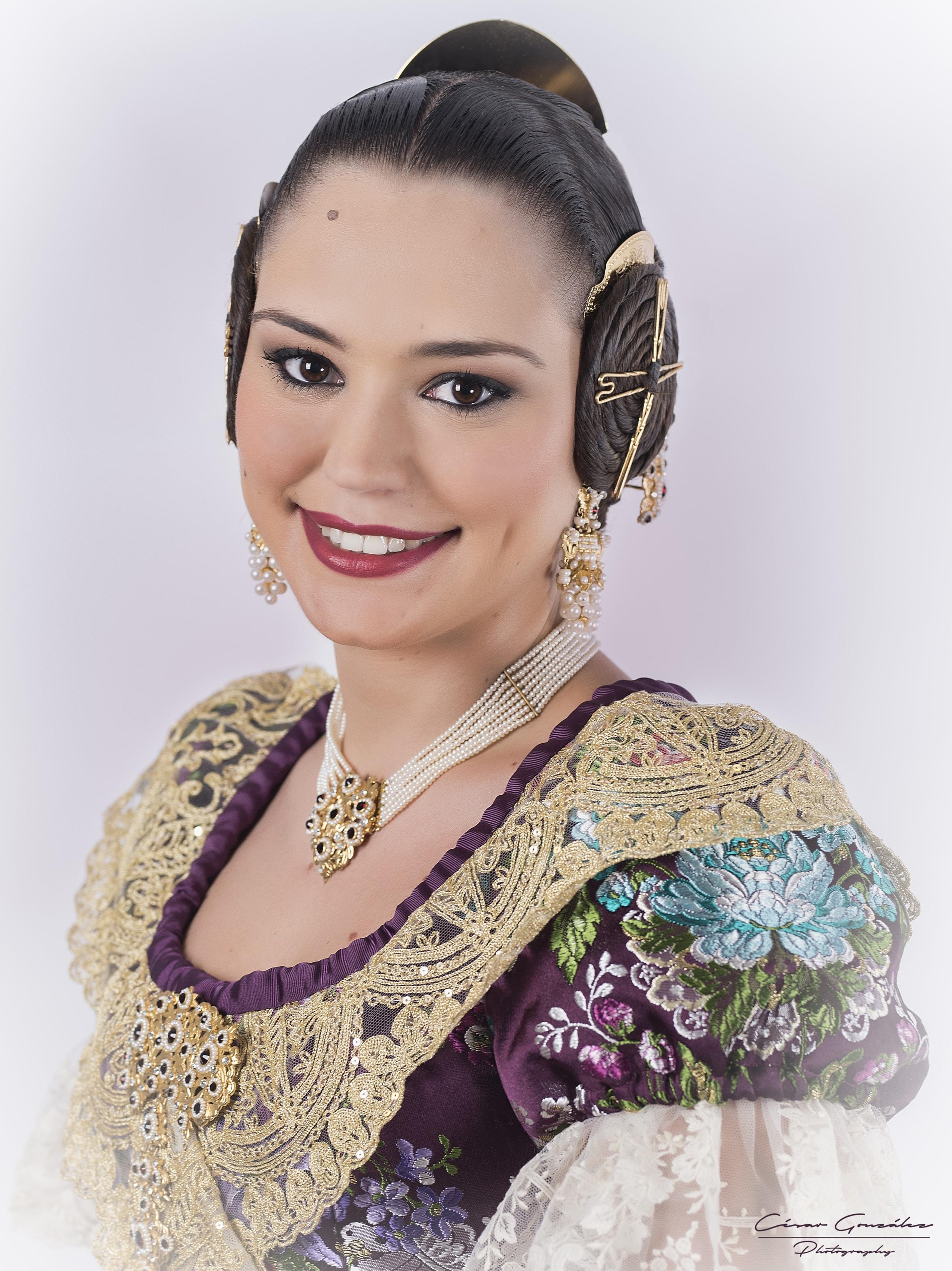 ARANTXA GARCIA LOPEZ - Fallera Mayor 2018