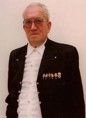 CARLOS TENAS VALLES - Presidente 1960