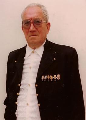 CARLOS TENAS VALLES - Presidente 1961