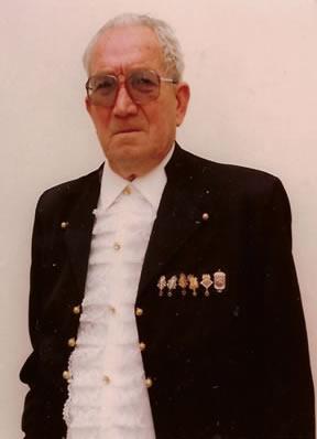 CARLOS TENAS VALLES - Presidente 1962
