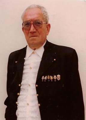 CARLOS TENAS VALLES - Presidente 1964