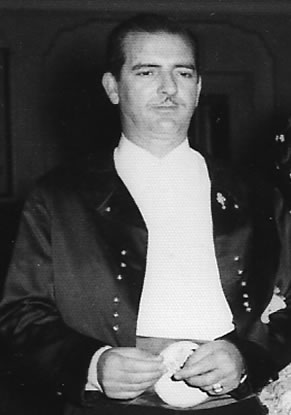 JOSE ALEMANY GOSP - Presidente 1970