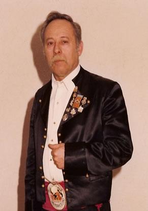 VICENTE GARCIA SANZ - Presidente 1980