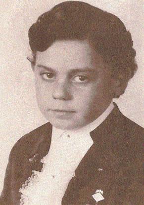 VICENTE POLO MIQUEL - Presidente Infantil 1985