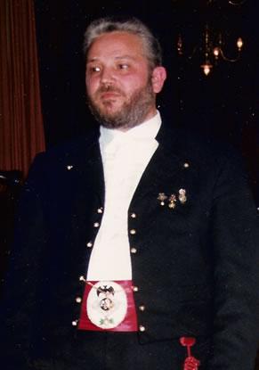ANTONIO PALOMERO VALLES - Presidente 1989