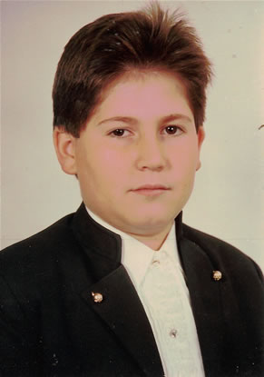 SERGIO BAYARRI MANZANA - Presidente Infantil 1991