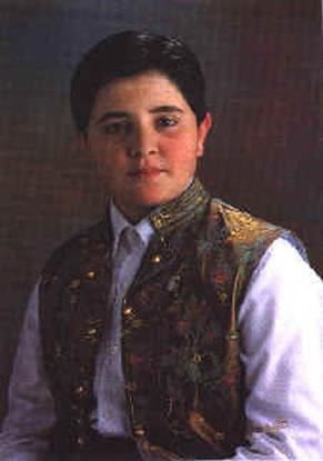 JAVIER GRADOLI MAS - Presidente Infantil 1992