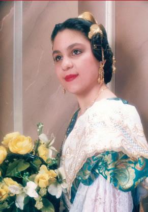 INMACULADA GADEA SENDRA - Fallera Mayor 1993