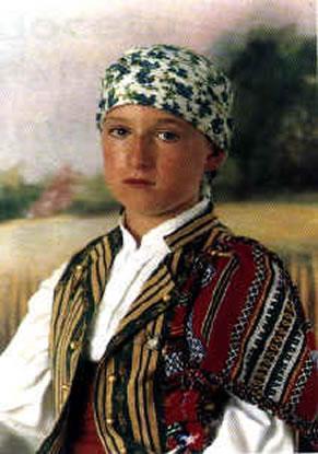 MIGUEL GIL GUTIERREZ - Presidente Infantil 1996