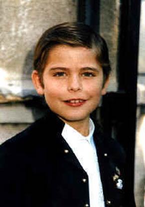 SALVADOR CASAÑ SANCHEZ - Presidente Infantil 1998
