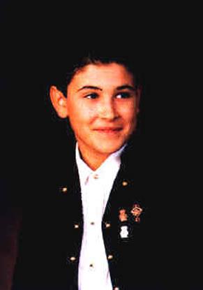 RAFAEL MESTRE MORA - Presidente Infantil 1999