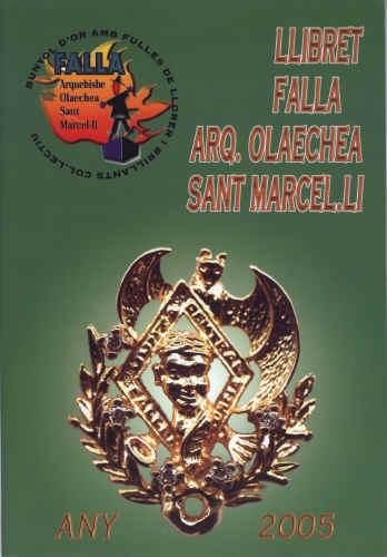 FALLAS 2005 (Pincha para ampliar información)