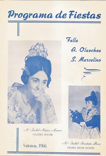FALLAS 1966 (Pincha para ampliar información)