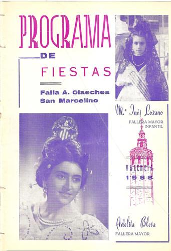 FALLAS 1968 (Pincha para ampliar información)