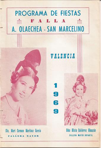 FALLAS 1969 (Pincha para ampliar información)