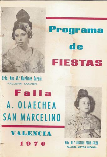 FALLAS 1970 (Pincha para ampliar información)