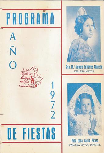 FALLAS 1972 (Pincha para ampliar información)