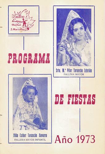 FALLAS 1973 (Pincha para ampliar información)