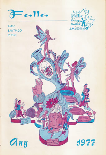 FALLAS 1977 (Pincha para ampliar información)