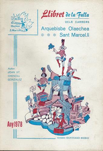 FALLAS 1978 (Pincha para ampliar información)