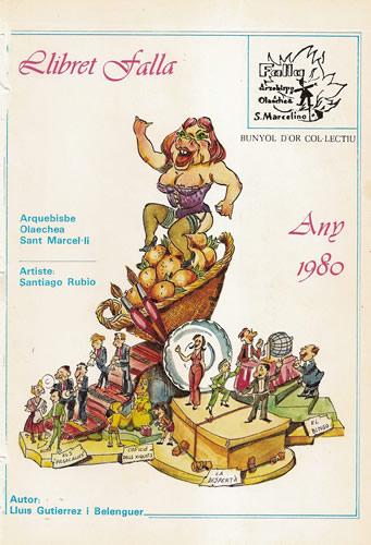FALLAS 1980 (Pincha para ampliar información)
