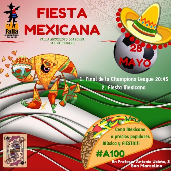FIESTA MEXICANA (1) [22117]
